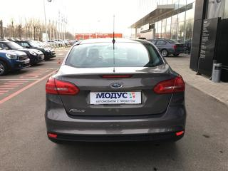 Ford Focus, Седан 2016